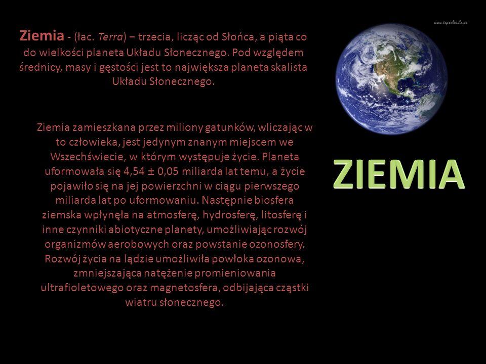Ziemia - (łac.