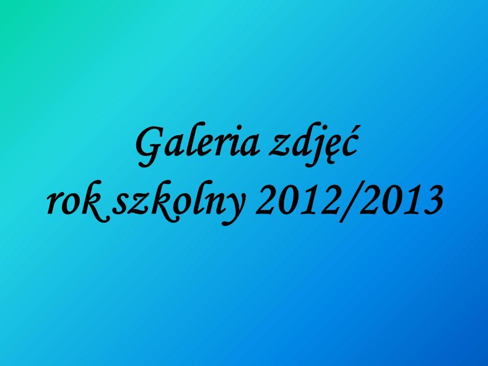 9 XI 2012- Akademia szkolna z okazji ŚWIĘTA NIEPODLEGŁOŚCI