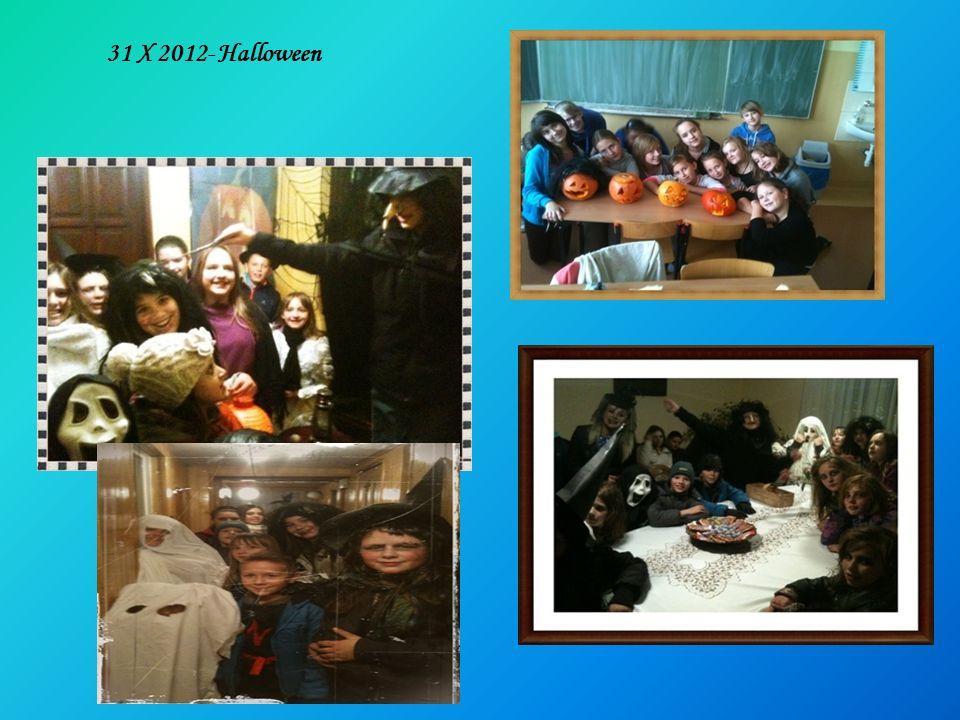 31 X 2012- Halloween