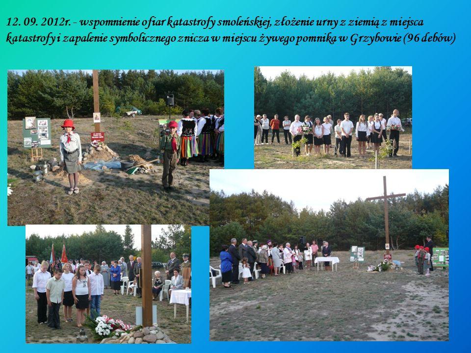 21 XI 2012- Bezpieczna szkoła - apel
