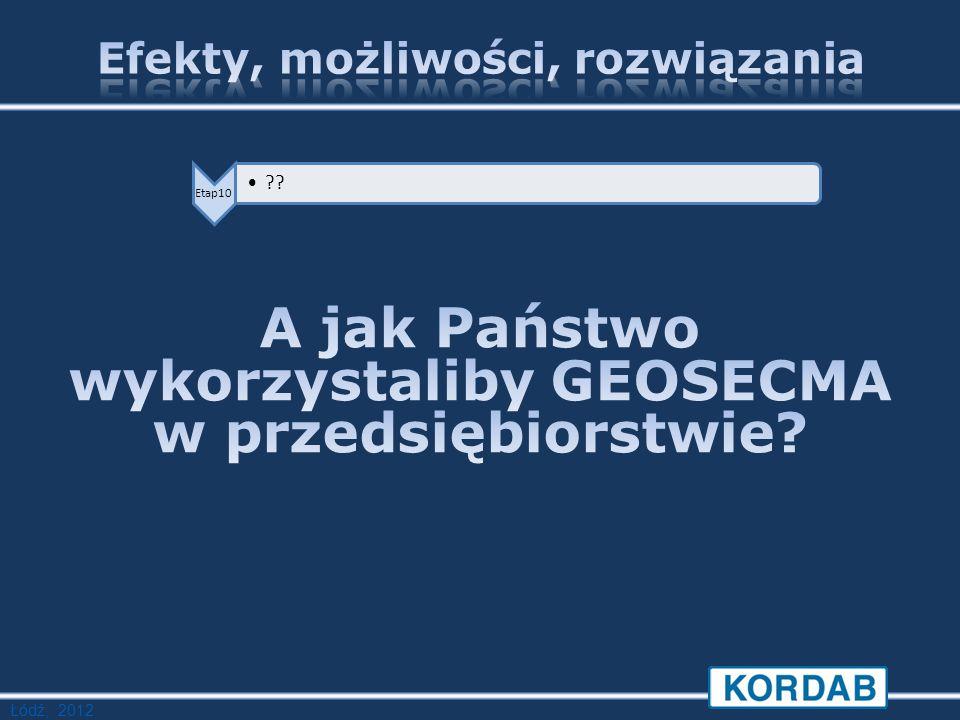 Łódź, 2012 Etap10