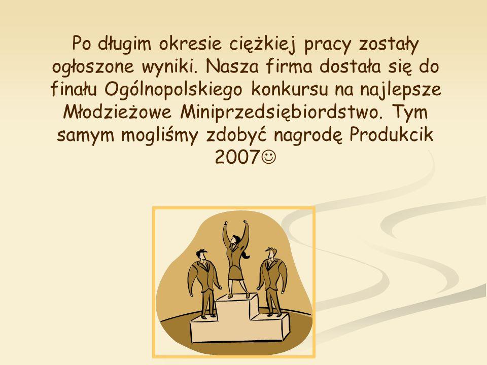 W drodze do Warszawy... Czterech dyrektorów...... oraz Paweł - widać bardzo mu się podobało.