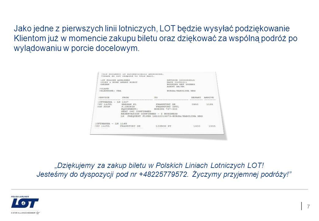 3. Sposoby zapisu do LOT Info SMS