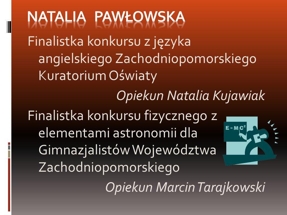 PODSUMOWANIE Dzięki tym utalentowanym sportowo ludziom Polska ma już na koncie 64 złote medale, 86 srebrnych i 125 brązowych.