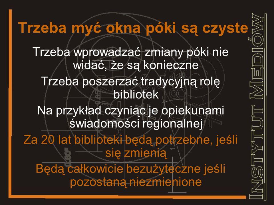 Dziękuję za uwagę… i proszę o uwagi. witold.gawda@media.info.pl