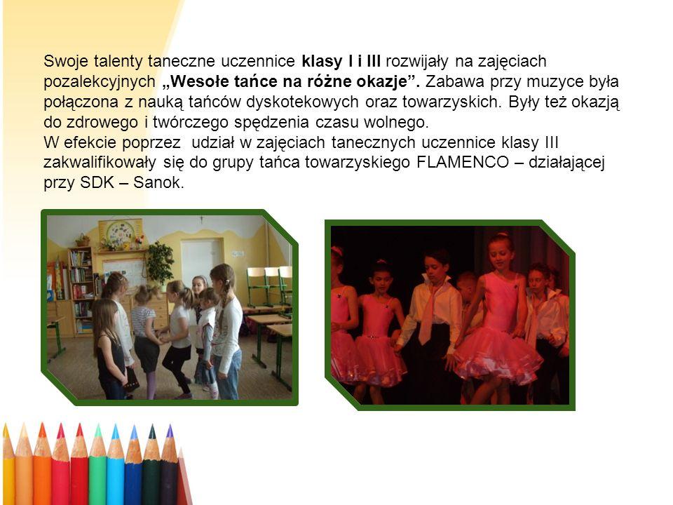 W szkole prowadzone są również koła zainteresowań: muzyczne-chór MARAKASY, sportowe UKS SZÓSTKA, kółko plastyczne, ortograficzne, informatyczne, teatralne, szachowe, odbywają się zbiórki zuchowe, Działa również drużyna harcerska.