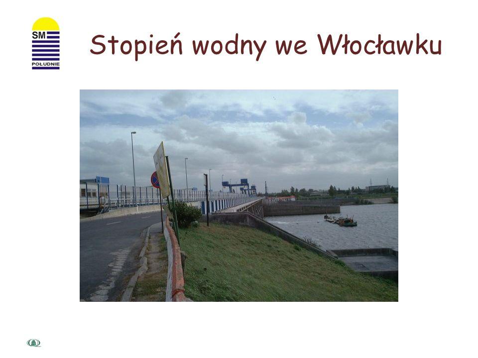 jest największą elektrownią przepływową w Polsce. Stopień wodny Włocławek zrealizowano w latach 1962-1979. W wyniku spiętrzenia wody powstał zbiornik