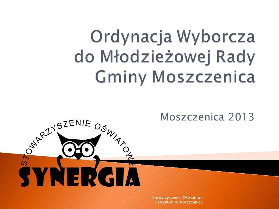 Moszczenica 2013 Stowarzyszenie Oświatowe SYNERGIA w Moszczenicy
