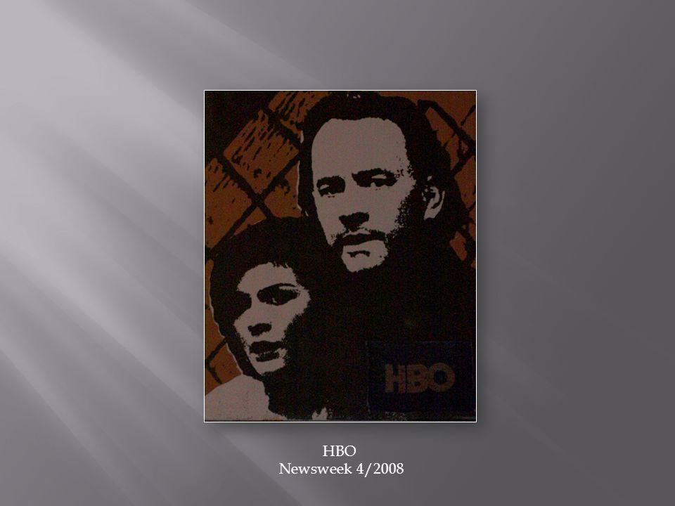 HBO Newsweek 4/2008