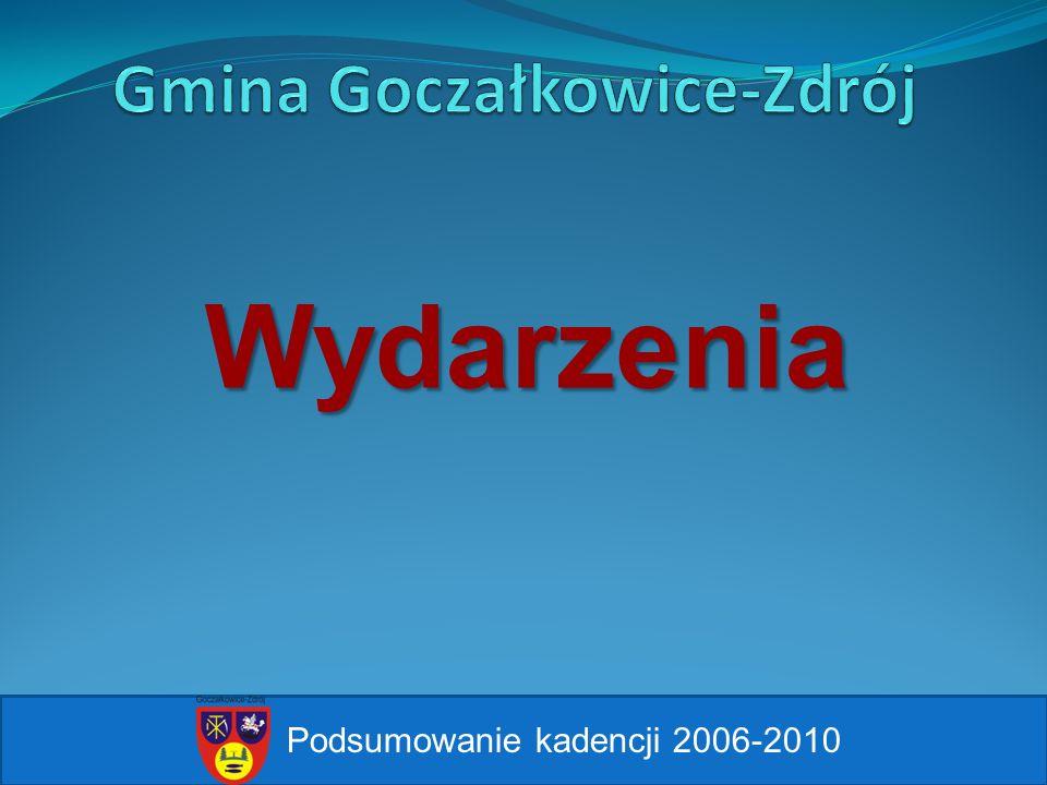 Wydarzenia Podsumowanie kadencji 2006-2010