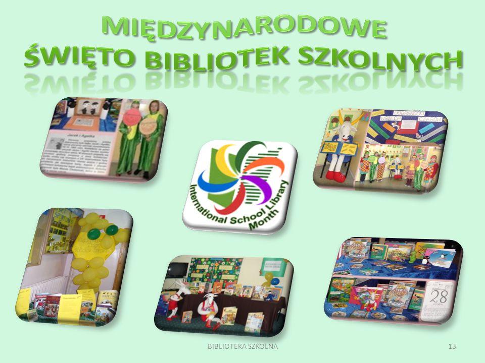 12BIBLIOTEKA SZKOLNA
