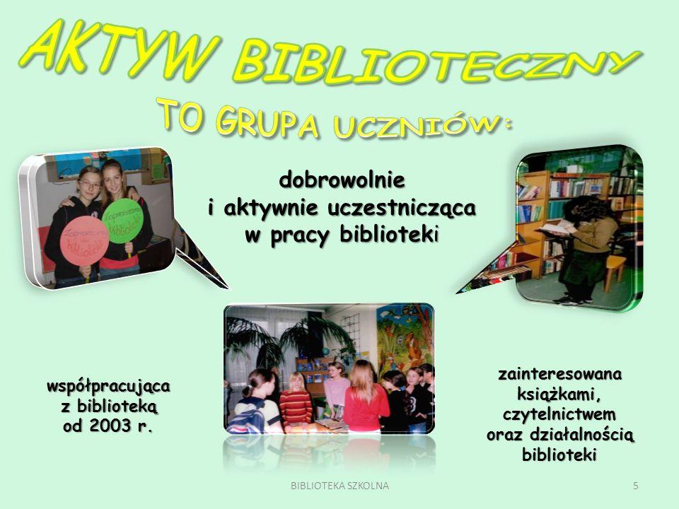 15BIBLIOTEKA SZKOLNA