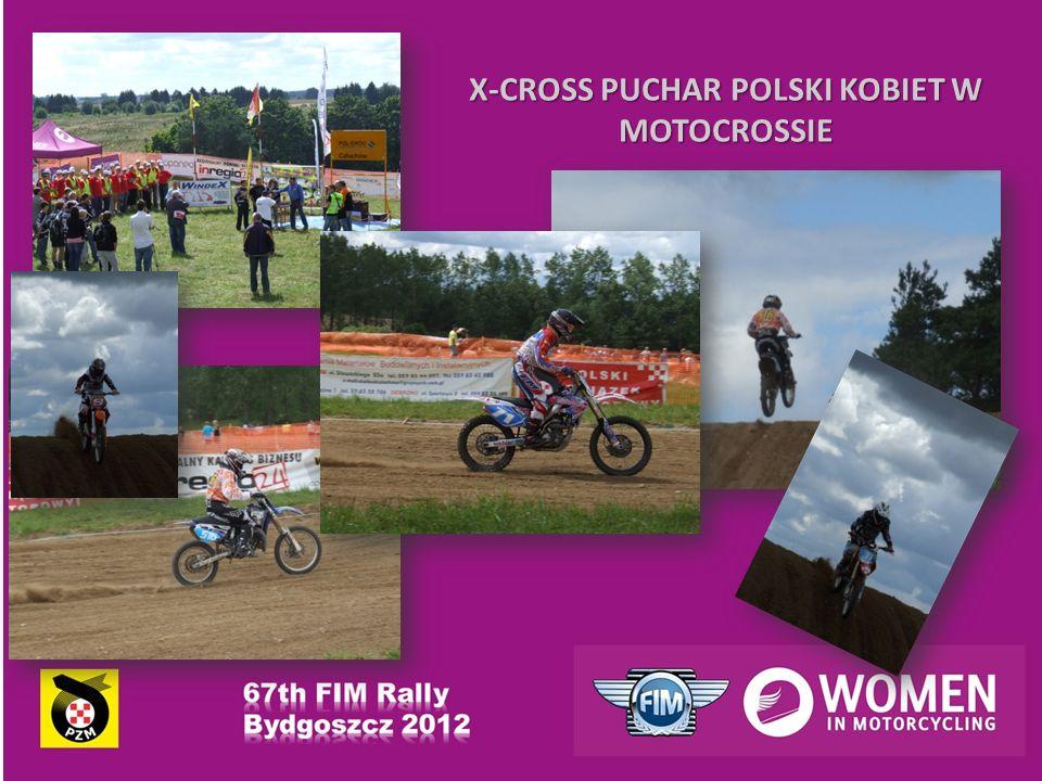 X-CROSS PUCHAR POLSKI KOBIET W MOTOCROSSIE