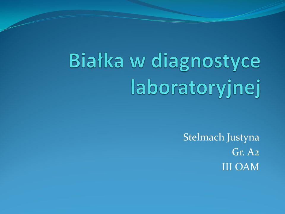 Stelmach Justyna Gr. A2 III OAM