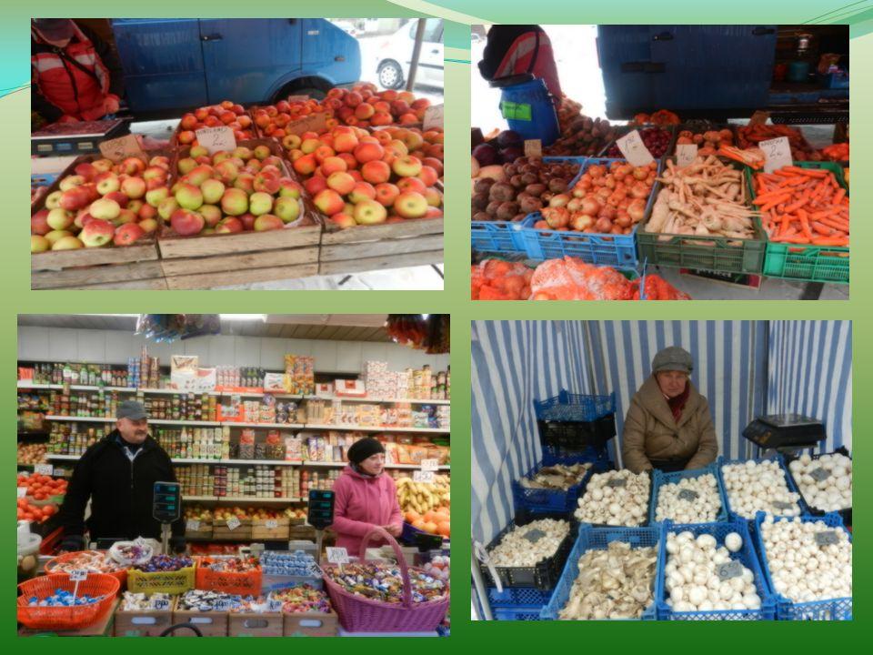 Przecież lepiej kupić marchew z Polski niż z Hiszpanii Na targowisku miejskim kupimy owoce i warzywa lepszej jakości niż w supermarkecie, a przede wszystkim TAŃSZE .
