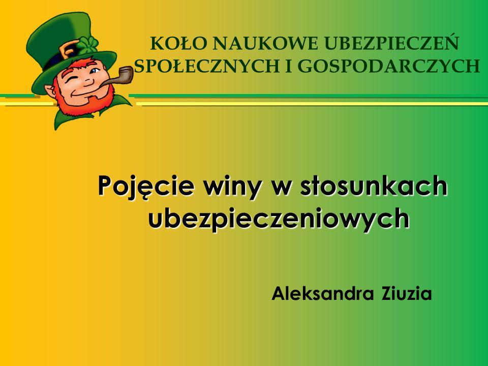 www.konusig.wpia.uw.edu.pl PODSTAWA PRAWNA Art. 827 k.c.
