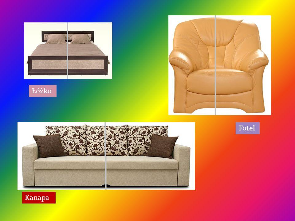 Łóżko Kanapa Fotel