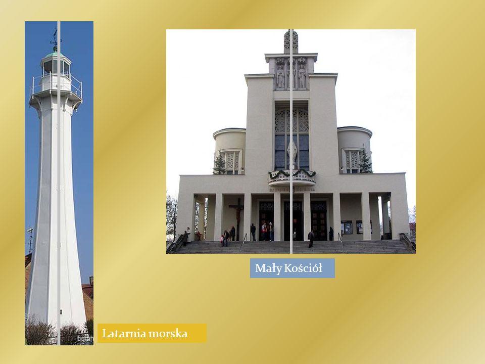 Latarnia morska Mały Kościół
