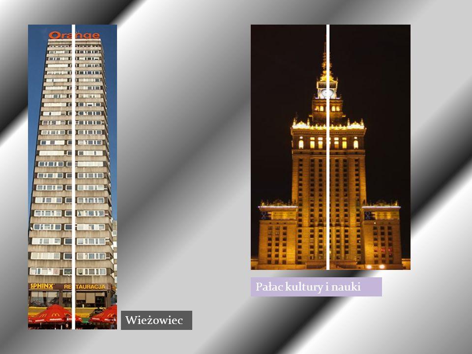 Wieżowiec Pałac kultury i nauki