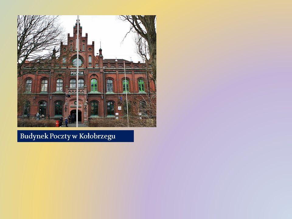 Budynek Poczty w Kołobrzegu