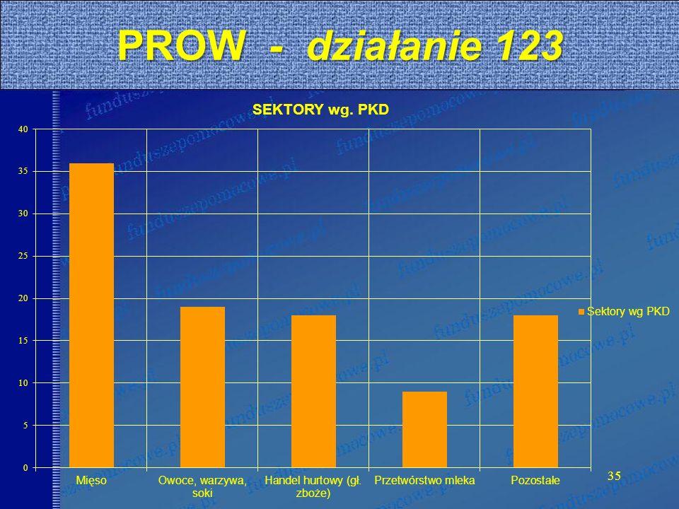 35 PROW - działanie 123