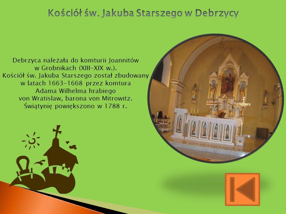 Kroniki wspominają Kościół w 1257 roku, choć zapewne istniał już wcześniej. Od 1279 roku posługiwali w nim Joannici. W XIV w. Kościół rozbudowano. Wyp