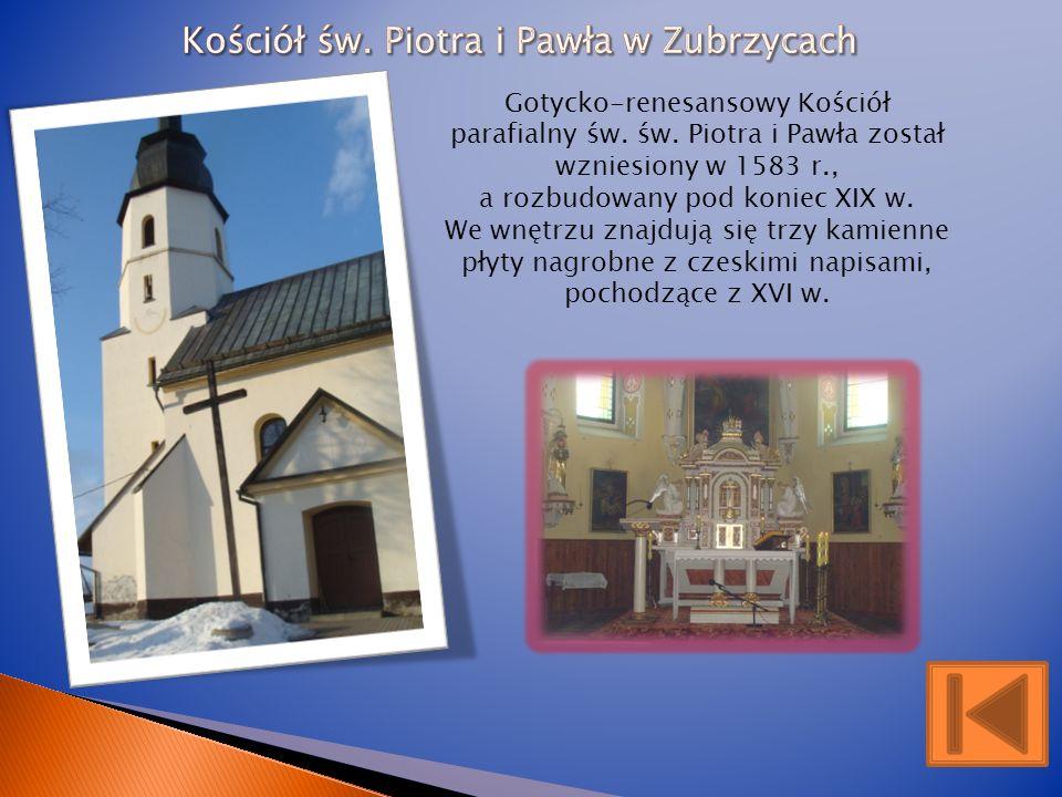 Debrzyca należała do komturii Joannitów w Grobnikach (XIII-XIX w.). Kościół św. Jakuba Starszego został zbudowany w latach 1663-1668 przez komtura Ada