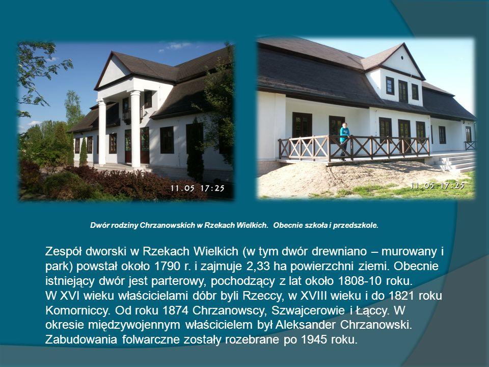 Zapraszam do zwiedzania dworów, dworków i pałaców w powiecie częstochowskim.