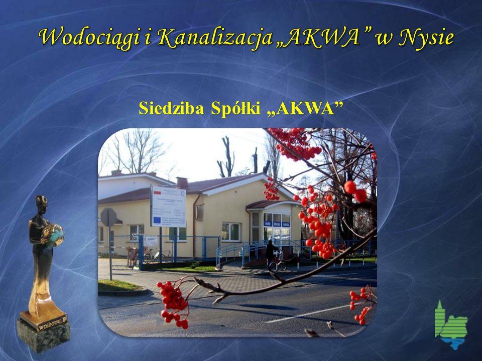 Siedziba Spółki AKWA