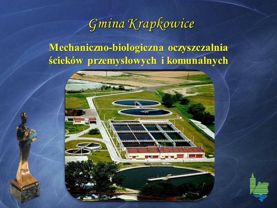 Mechaniczno-biologiczna oczyszczalnia ścieków przemysłowych i komunalnych