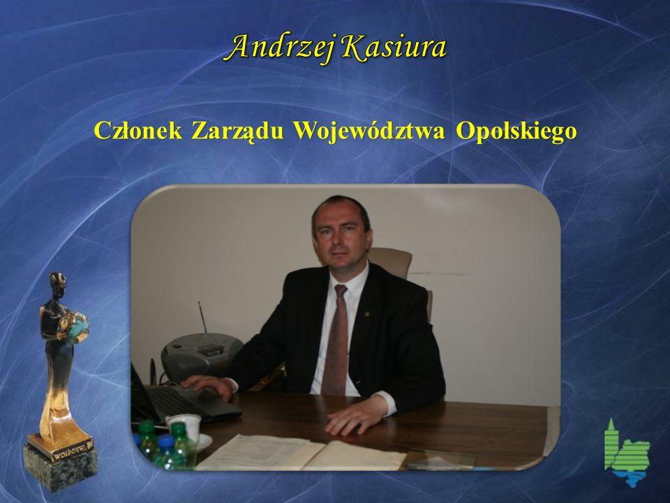 Członek Zarządu Województwa Opolskiego