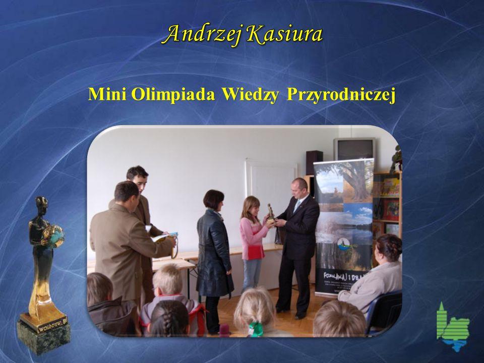 Mini Olimpiada Wiedzy Przyrodniczej