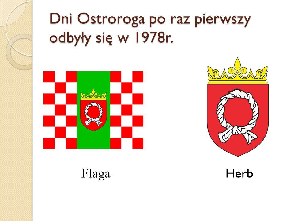 Mapa Ostroroga