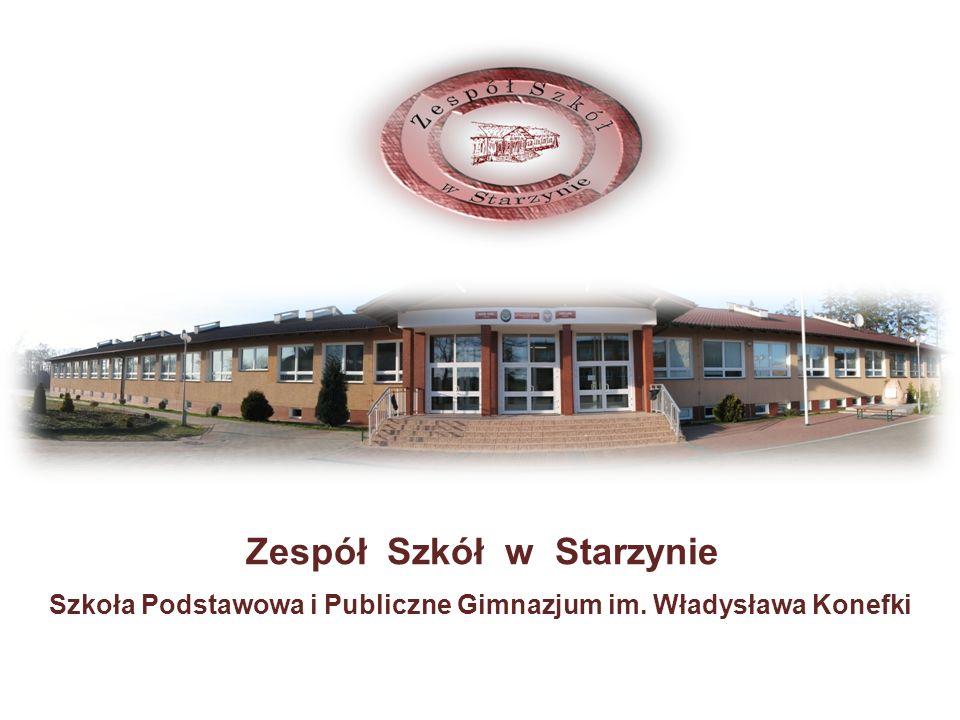 Zespół Szkół w Starzynie Szkoła Podstawowa i Publiczne Gimnazjum im. Władysława Konefki