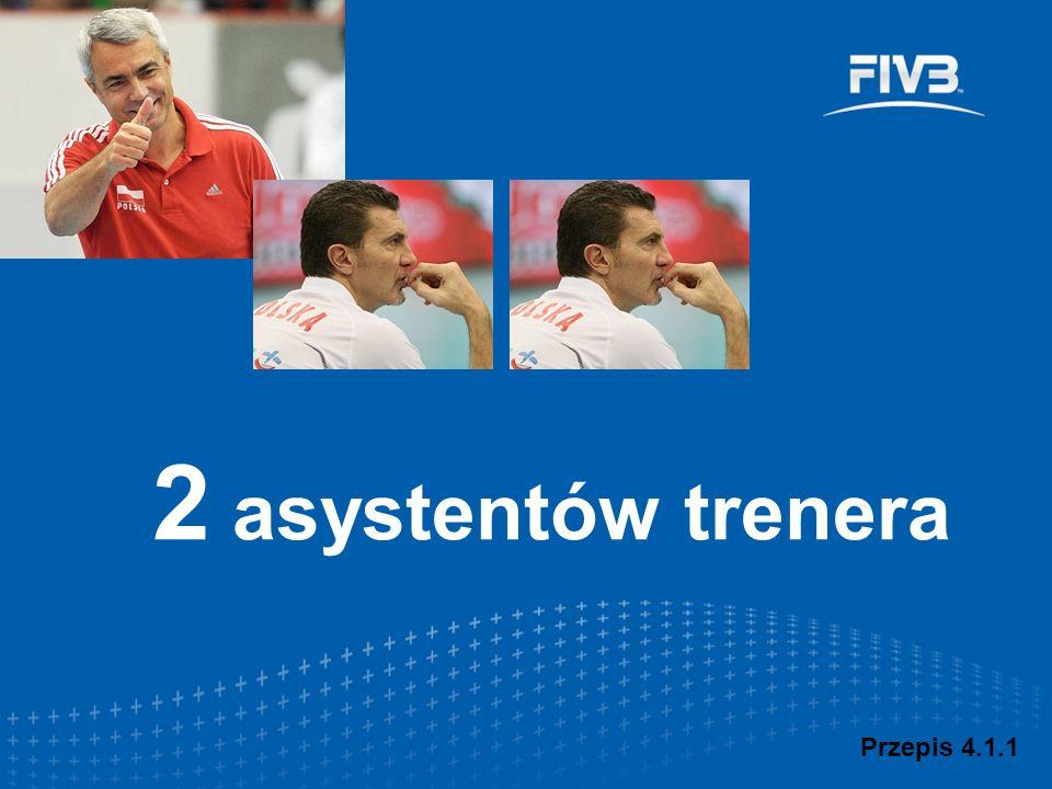 Zespół może składać się maksymalnie z 12 zawodników oraz: sztab trenerski: trenera i maksymalnie dwóch asystentów trenera, sztab medyczny: masażysty oraz lekarza.