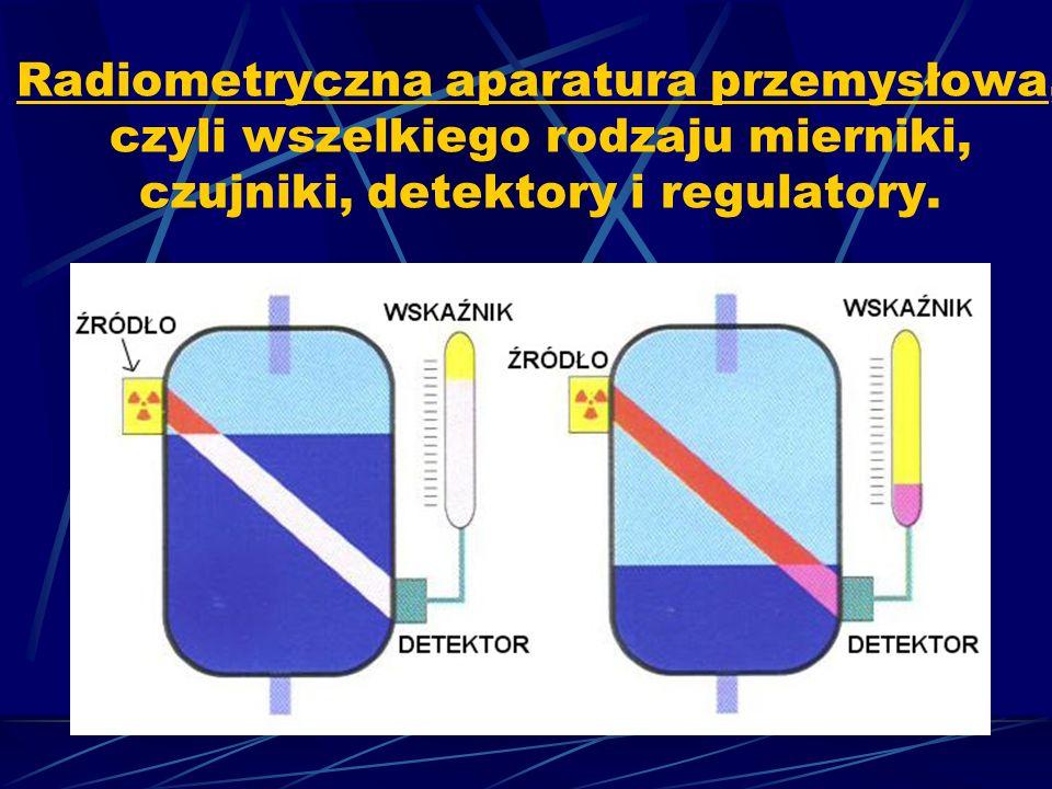 Defektoskopia przemysłowa W ostatnich latach znaczenia nabierają specjalne metody radiograficzne: neutronografia, radiografia protonowa, mikroradiografia, radiografia dynamiczna