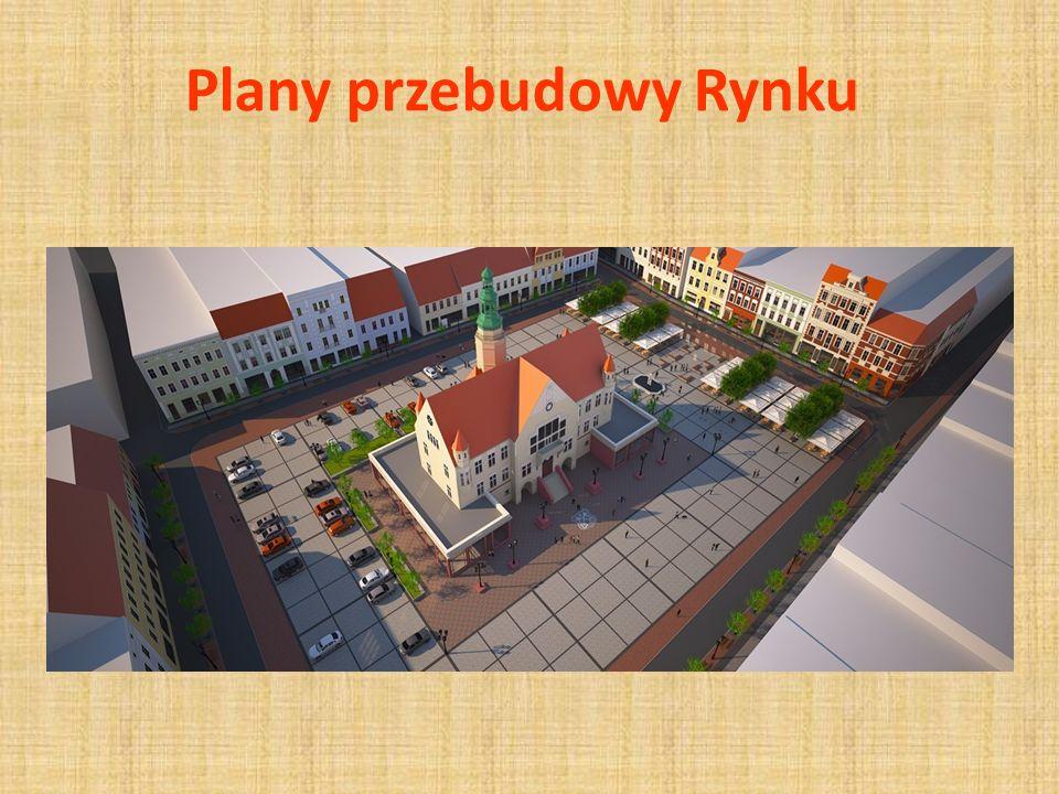 Plany przebudowy Rynku
