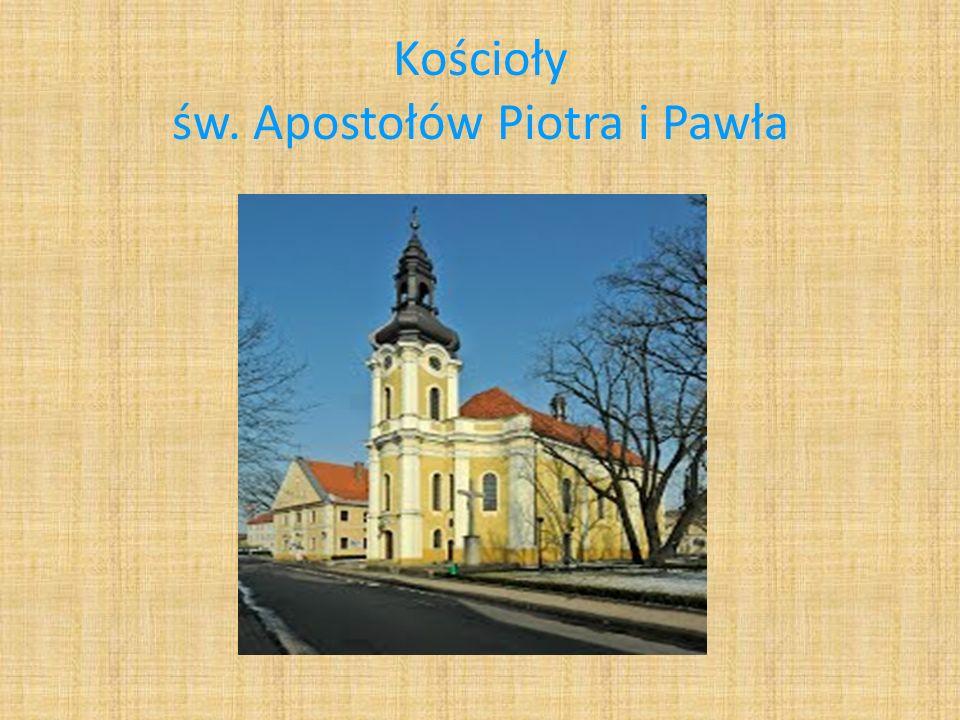 Historia parafii Jest to świątynia potrynitarska wybudowana w stylu barokowym w latach 1767-1764 według projektu Marcina Frantza.