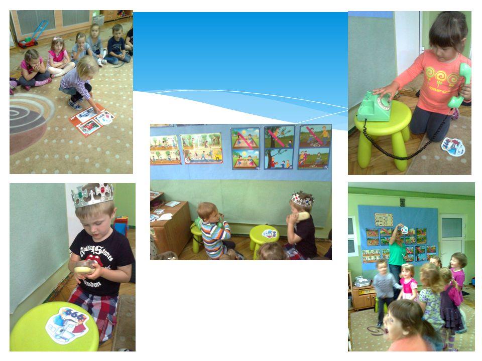 W domowym zaciszu czyha na dzieci wiele niebezpieczeństw (niebezpieczne przedmioty, gniazdka elektryczne, środki chemiczne, otwarte okna itp.).