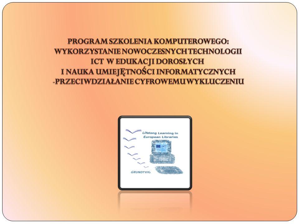 Koordynator projektu: Wojewódzka Biblioteka Publiczna i Centrum Animacji Kultury w Poznaniu Projekt współfinansowano z : Czas trwania projektu: 2008 – 2010