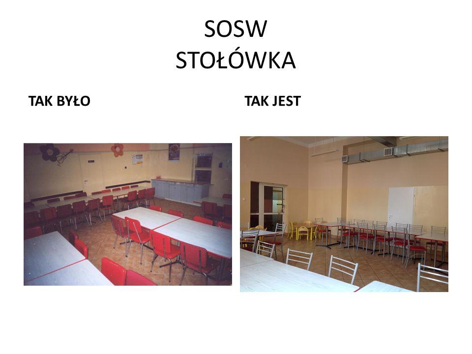 SOSW KLASA I-III SP TAK BYŁOTAK JEST
