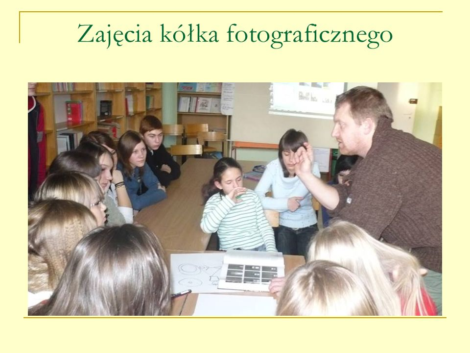 Wystawa projektu podczas Święta Szkoły