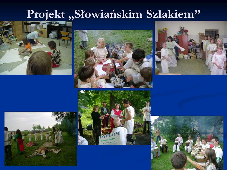 Projekt Słowiańskim Szlakiem