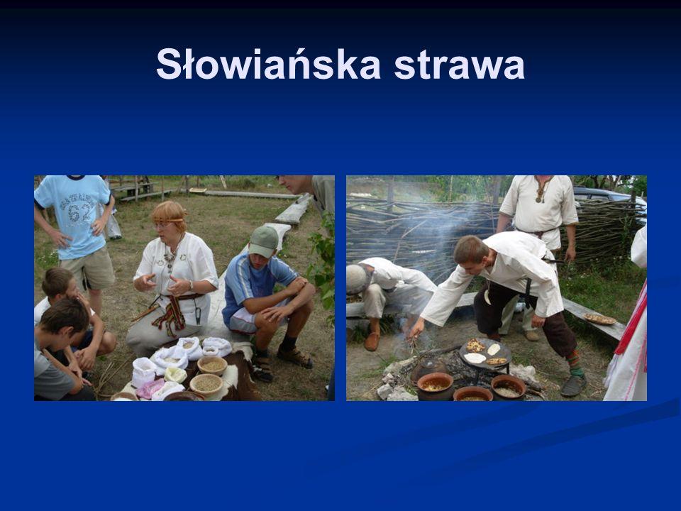 Słowiańska strawa