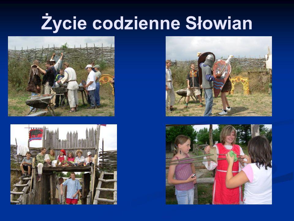 Życie codzienne Słowian