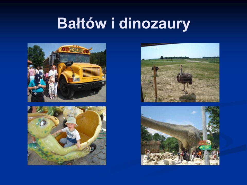 Bałtów i dinozaury