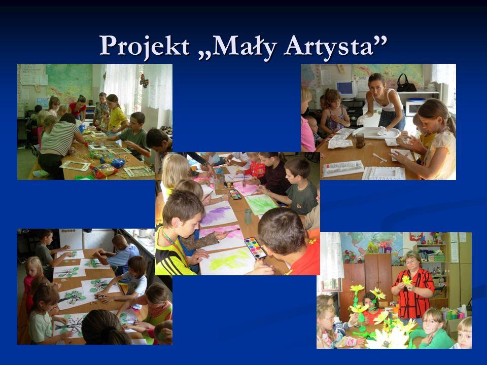 Projekt Mały Artysta