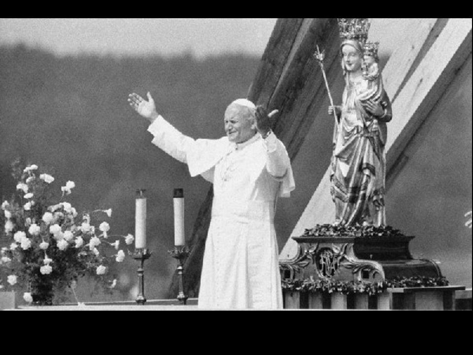 Jan Paweł II jest wzorem do naśladowania, symbolem wierności Bogu i miłości do ludzi.
