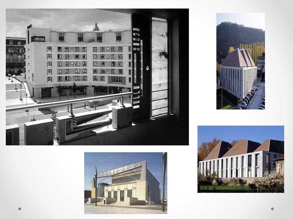 Iwona Buczkowska Absolwentka Politechniki Gdańskiej oraz Ecole Spéciale d Architecture w Paryżu Własną pracownię otworzyła w 1978 roku.
