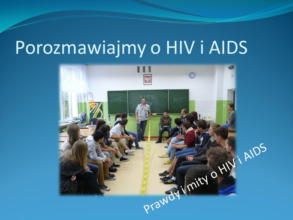 Prawdy i mity o HIV i AIDS